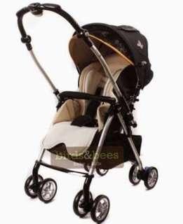 DIJUAL CEPAT!!! Stroller Cocolate Fluffy
