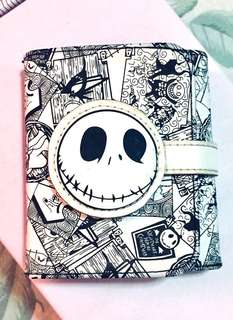Nightmare Before Christmas - Billfold Wallet w/ Removable Coin Purse