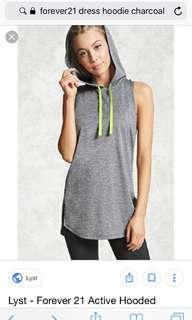 Forever 21 activewear hoodie