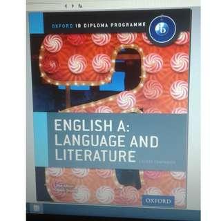 English A Language and Literature - Course Companion - Rob Allison and Brian Chanen - First Edition -