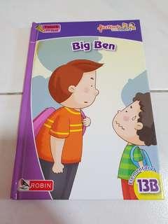 Rohin: Big ben