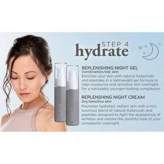 Celavive Replenishing Night Cream/ Gel