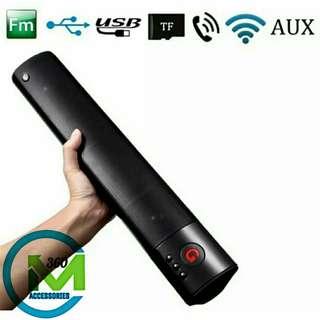 WM1300 Bluetooth Soundbar with Super Bass