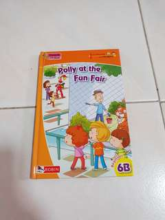 Robin: Polly at the fun fair