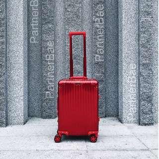 🇺🇸 航太鋁鎂合金行李箱 旅行箱 時尚輕旅行 高質感 高防護(此款有小瑕疵超特價出清)