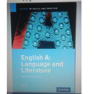 English A Language and Literature - Skills And Practice - Rob Allison and Brian Chanen - First Editio