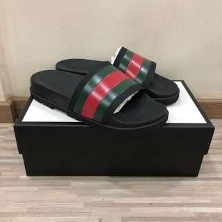 BU gucci slippers