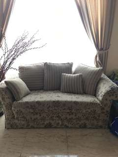 Sofa 2+1+1 setara Davinci
