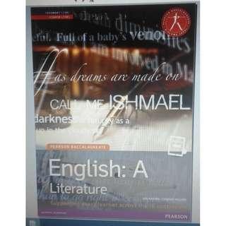 English A Literature - Jad Adkins and Conrad Hughes - Pearson 2011