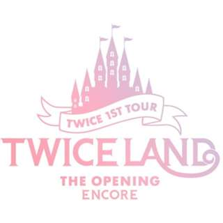 [Pre-Order] TWICE 트와이스 - TWICELAND : THE OPENING [ENCORE] DVD