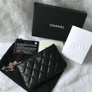 Limited Edition Chanel Pouch