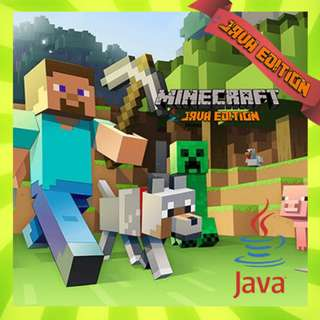 Minecraft JAVA edition premium account + free claimable windows 10 edition key