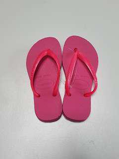 Toddler's Havaianas Slippers