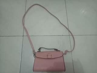 Perllini pink bag
