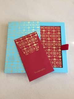 Red Packet Tiffany&co.(8pcs with box)