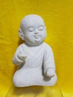 White marble Monk (佛光山)