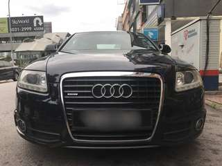 Audi A6 3.0 Turbo 2010 CBU Unit