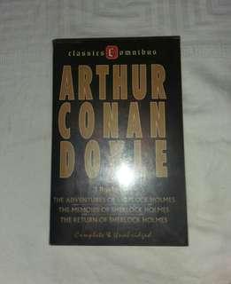 Sir Arthur Conan Doyle's Sherlock Holmes Omnibus