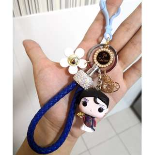 Customisable Keychain/Bagcharm/FOB