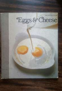 🍳EGGS & CHEESE: TECHNIQUES AND RECIPES FROM TIME LIFE BOOKS