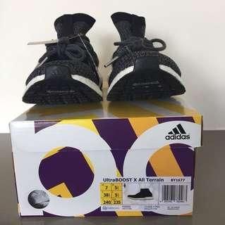 Adidas ultraBoost X all terrain