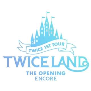 [Pre-Order] TWICE 트와이스 - TWICELAND : THE OPENING [ENCORE] BLU RAY