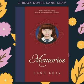 EBOOK PDF NOVEL MEMORIES