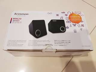 Lenovo speakers M0620