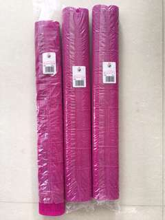 Different Colour Crepe Paper from Cartotecnica Rossi