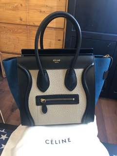 Celine Micro Luggage Bag