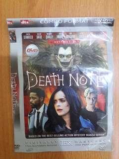 Preloved dvd Death Note