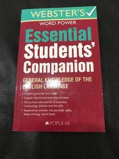 English Language resource book