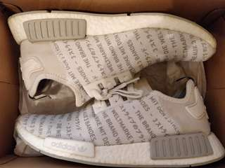NMD Whiteout US 11
