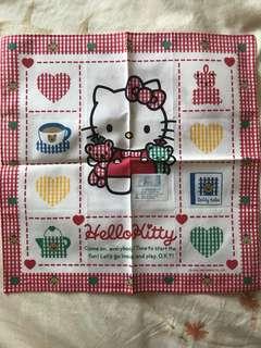 珍藏Hello Kitty 手巾仔