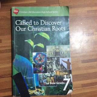 Gr 7 Called To Discover Our Christian Root