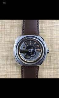 Sevenfriday V2-01 Revolution