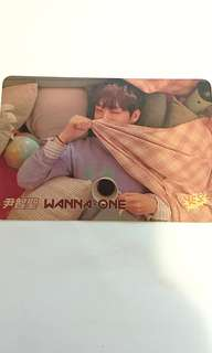 Wannaone 尹智聖 yes card