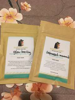 Healing Clay mask (P150 each)