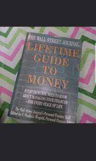 Wallstreet A Lifetime Guide to Money