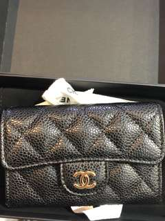 Chanel Small wallet cardholder