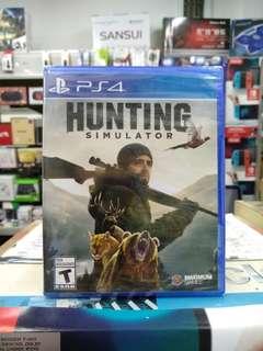 🆕 PS4 Hunting Simulator