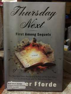 Thursday Next: First Among Sequels Book