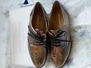 全新日本 Vanity beauty 紳士鞋