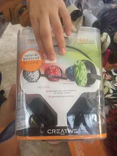 Creative Headphones