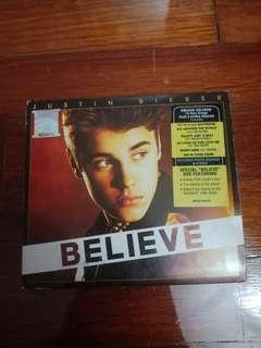 Justin Bieber Believe Deluxe Edition