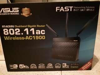 Router asus ac68u