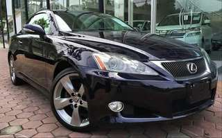 Lexus IS250 SG
