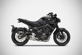 Zard Full System for Yamaha MT09, Tracer, XSR900 Euro 4