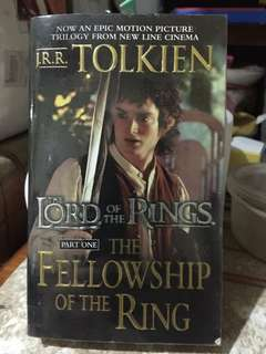 The Lord of the Rings: The Fellowship of the Ring Book