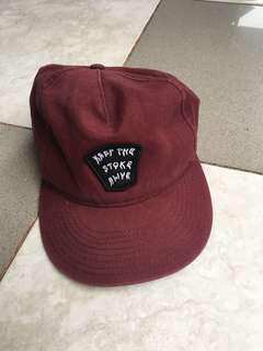 Topi/cap/hat/snapback quiksilver